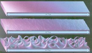 Los físicos descubren cómo crear espuma cuántica en un tubo de ensayo